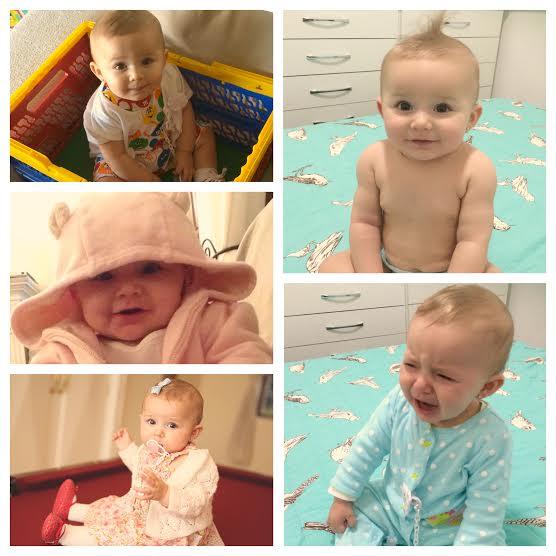 Montagem Lily - 9 meses - melhor