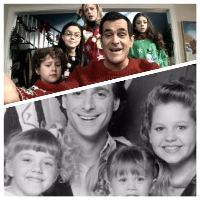 Full House x Modern Family