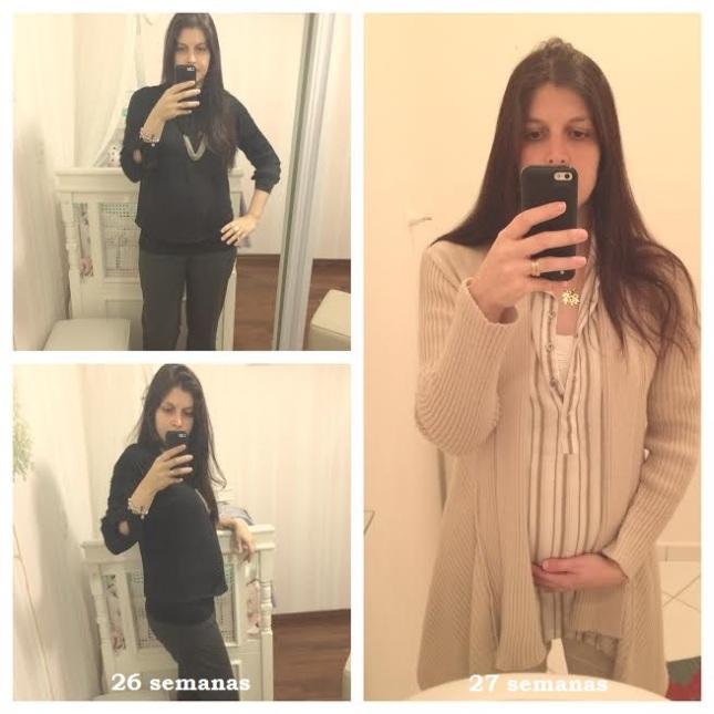 26 x 27 semanas Dora