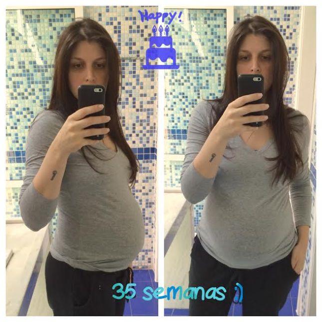 Dora 35 semanas 2