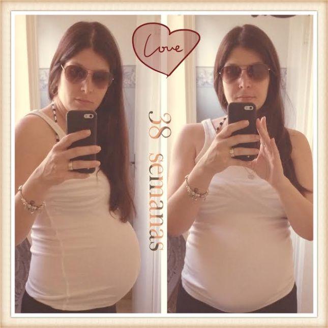 Dora - 38 semanas