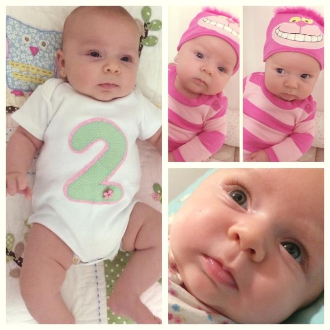 Dora 2 meses